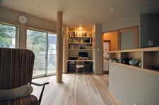 狭山|住宅設計|独楽蔵