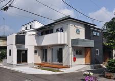 二世帯住宅 東村山 設計事務所