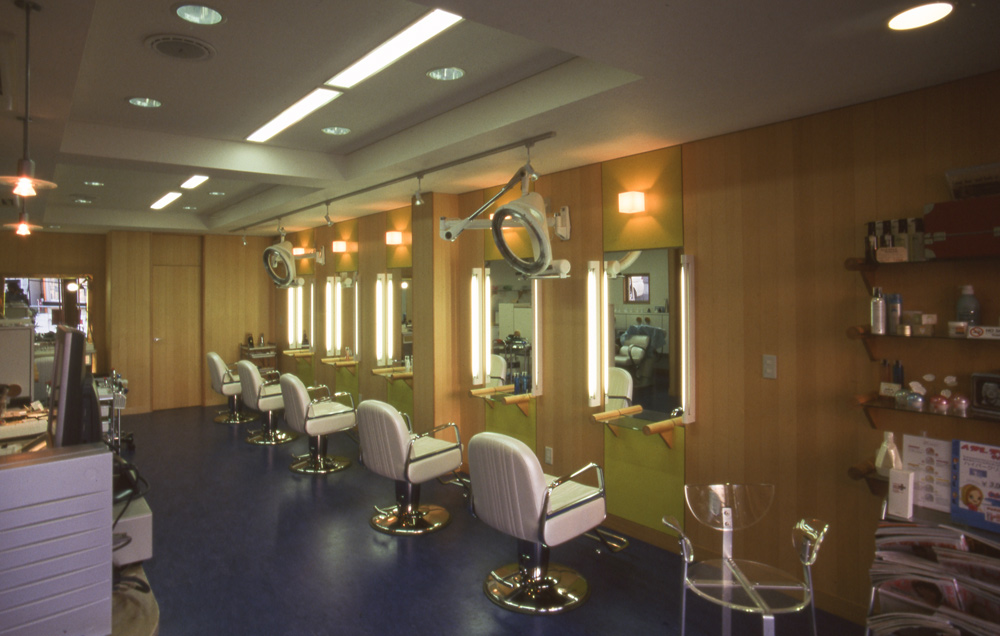 美容室 埼玉 建築家