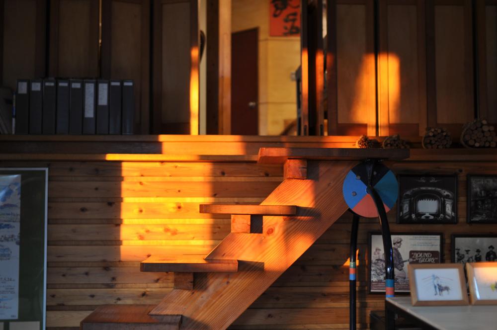 移動式階段
