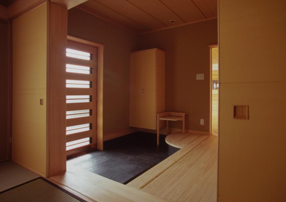 茶道家の家 独楽蔵 設計事務所
