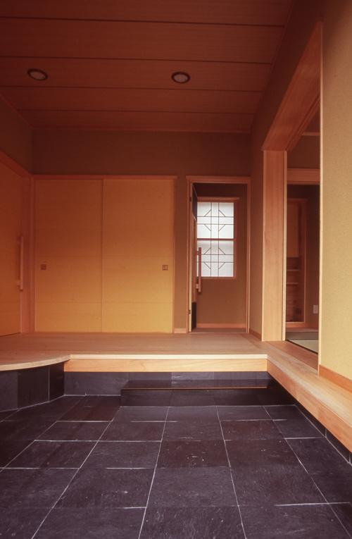 玄関 水屋 設計