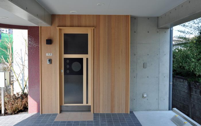 川口の家(鉄筋コンクリート壁構造)