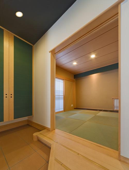 和室 住宅設計 独楽蔵