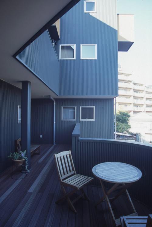 東京都 設計事務所 独楽蔵