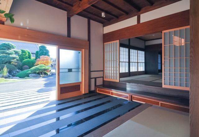 【民家の改造】間取りはそのままで現代風に新しい空間へ(入間市野田)の画像