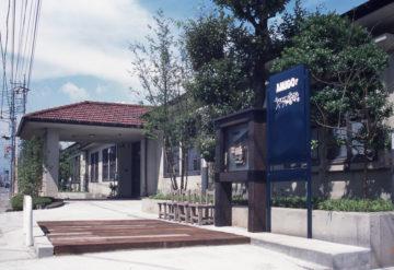 入間市文化創造アトリエ AMIGO 施設正面 フロントの画像