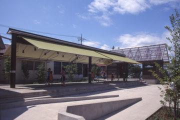 入間市文化創造アトリエ アミーゴ AMIGO 4 パティオの画像