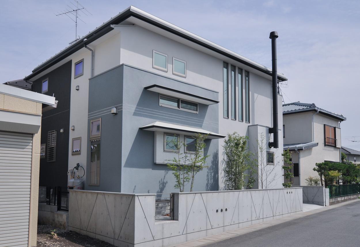 埼玉 建築家 独楽蔵