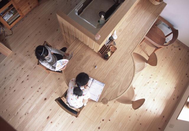 【遊び心に満ちた90㎡の玉手箱】新築木造住宅 花小金井の家(東京都西東京市)の画像