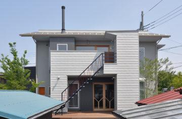 入間市 野田 丘の上の家の画像