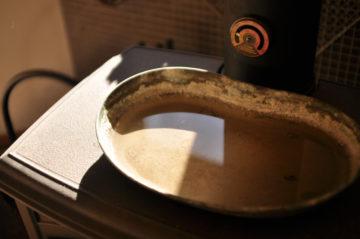 【薪ストーブは加湿器代わり・・・?】薪ストーブのある暮らしの画像
