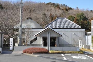 武蔵野 冬の風景の画像
