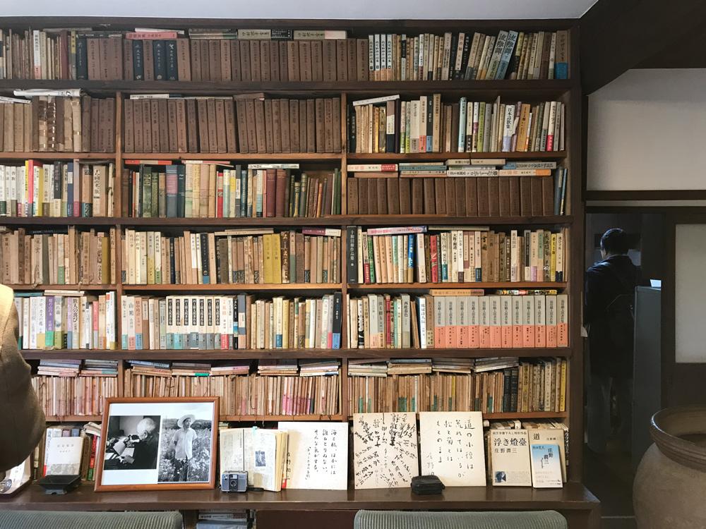 小説家 庄野潤三さんの自邸「山の上の家」