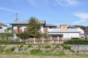 八王子の家 10年目の経年変化(本物の材料を使った家)の画像