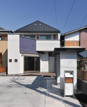 川越市新宿町の家の引き渡しの画像