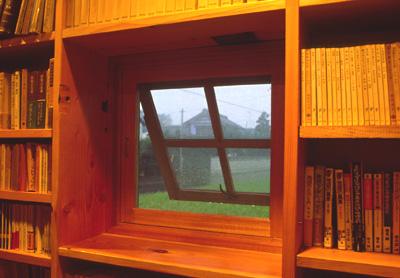 木製窓 設計 独楽蔵