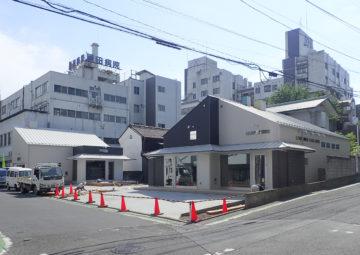建物の基盤工事(カーポートコンクリート)の画像