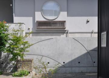 コンクリートの擁壁(ようへき)ついて考えるの画像