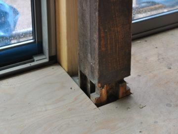 【昔の家を直して使う】(室内高さの問題について)の画像