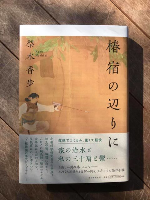 「椿宿の辺りに 梨木香歩」 読了の画像