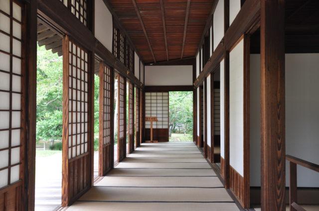 水戸藩の藩校「弘道館」の画像