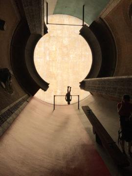 お盆の帰省 寄り道「奈義町現代美術館」の画像