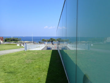 横須賀美術館で、「せなけいこ展」の画像