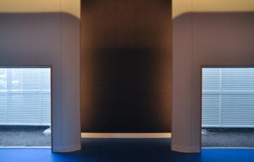 【間接照明&インテリアの色合いの確認】設計事務所:建築現場の仕事の画像