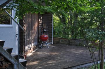 【9年目のデッキ材:長持ちのポイント】設計事務所の家づくりの画像