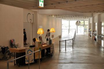 太田市美術館・図書館(美術館部分)②の画像