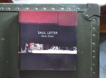 【私が写真を撮るのは自宅の周辺だ!】『Early Coler』ソール・ライターの画像