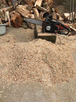 乾燥が大事!来シーズン以降の薪づくりの画像