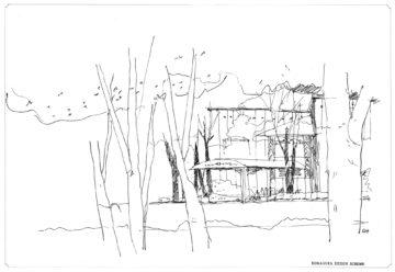 シティホールいわさき(セレモニーホール) 埼玉県入間市 イラストコンセプト案の画像