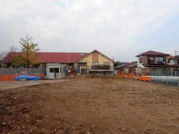 【坂戸市の幼稚園の第2園舎 新築工事】こども園の設計の画像