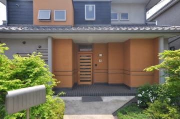 和風の2世帯住宅(埼玉県入間市)完成から5年目の画像