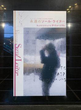奈良原一高とソール・ライターで、今日は写真三昧の画像