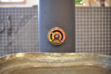 【薪ストーブの燃焼から、NHK連続テレビ小説『スカーレット』の穴窯の燃焼温度が上がらない原因を(勝手に)考察してみる】の画像