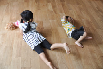 【ホンモノにふれること、さわること。】埼玉の無垢材の家づくりの画像