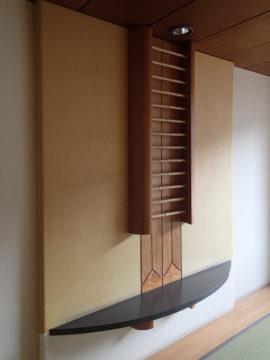 【西川材を使った客室の飾り床 いろいろ】会席割烹 清河園  本館(埼玉県飯能市)の画像