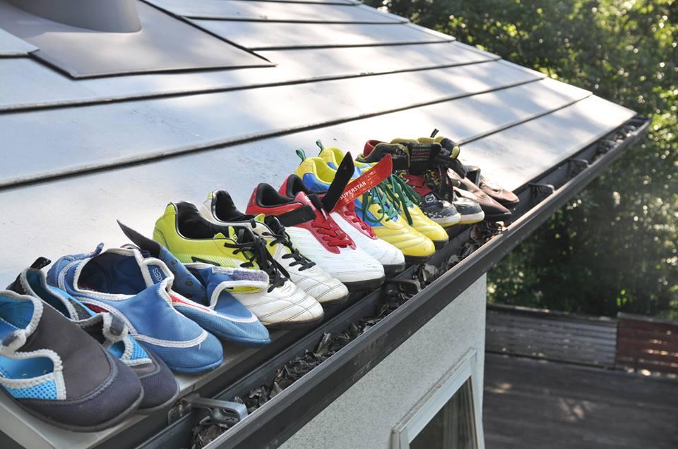 靴の洗濯,日高市、住宅設計