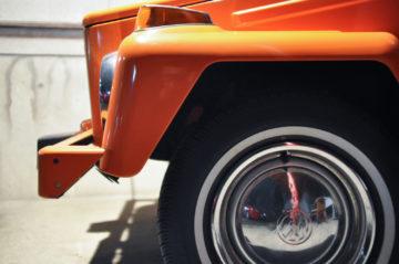 【入間市の設計事務所 独楽蔵のガレージ】Volkswagen Type 181(シング)の画像