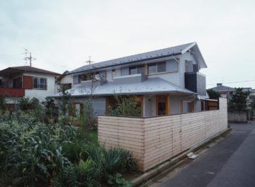 【親子の完全独立:2世帯住宅】埼玉の設計事務所 『家づくり』の画像