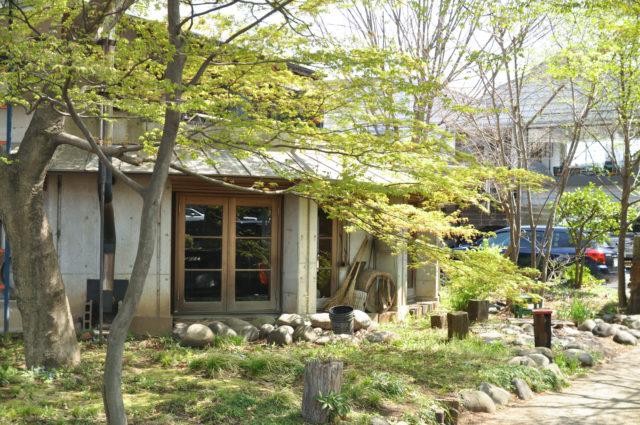 建築設計事務所 アトリエの新緑 2020年4月(埼玉県入間市)の画像