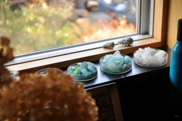 【高麗川で採取するビーチグラス(シーグラス)】日高市の家づくり その後の画像
