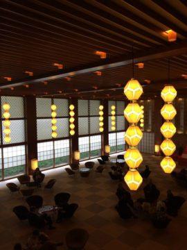 【ホテル オークラ 旧本館ロビー 設計者目線のディテール】の画像