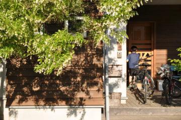 【玄関先の『エゴの木』の花が咲きました 2020/05】設計事務所の家づくりの画像