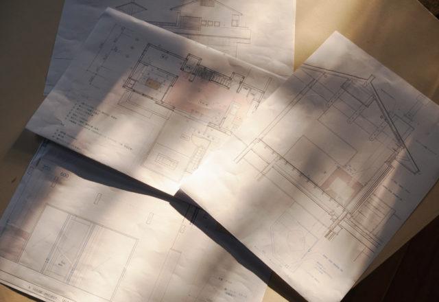 【今回のリフォームは『手描きの図面』と『CAD』の融合】設計事務所の家づくりの画像