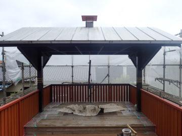 【築20年の木造一戸建て住宅】外廻りの塗り替えリフォーム(坂戸市)の画像