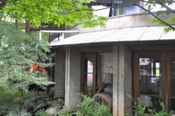 【もう少しで梅雨も終わり アトリエの高圧洗浄】設計事務所の日常の画像